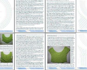 Crochet dress PATTERN - Crochet trends (3/4)