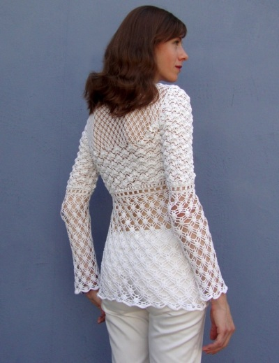 Crochet pattern for sizes S-L