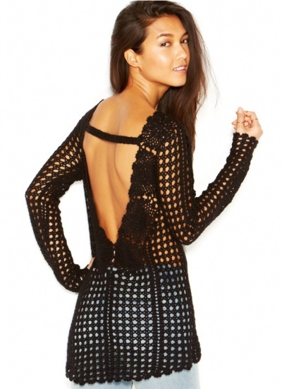 Free People open back