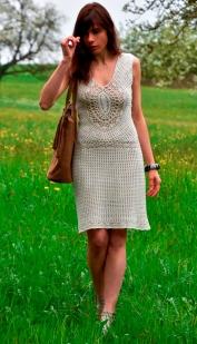 Crochet pattern size S-L