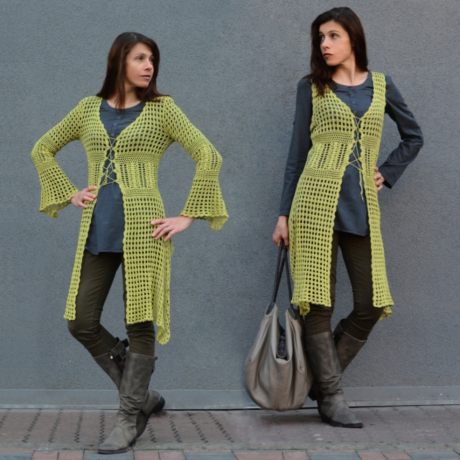 Vest and jacket – PATTERN
