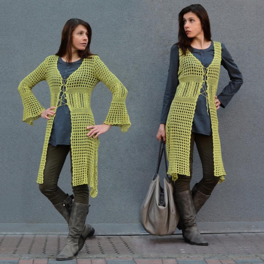 Vest and jacket –PATTERN