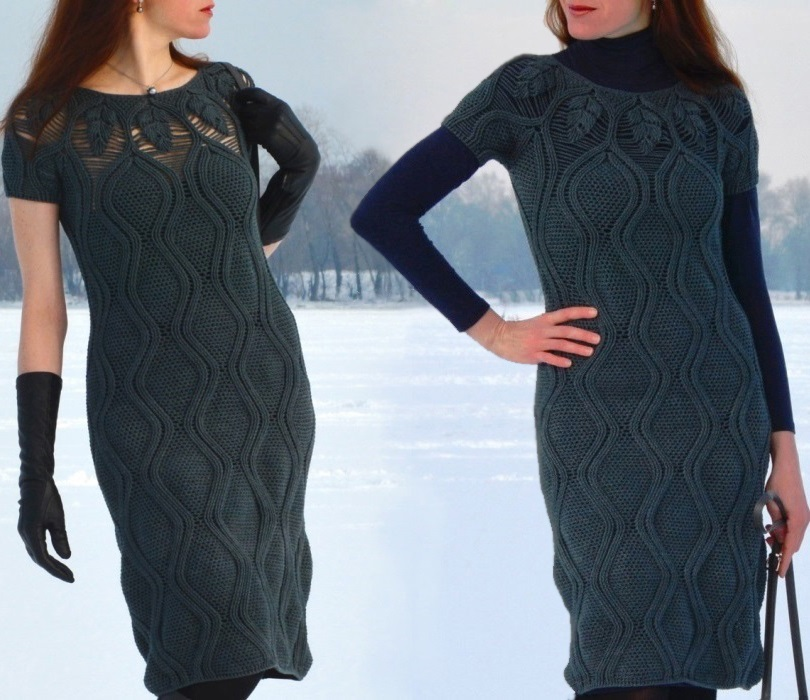 Futuristic dress – PATTERN