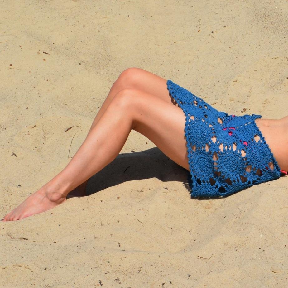 Breezy-Light: Crochet Skirt / TopPATTERN