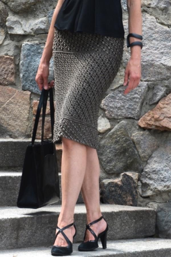Crochet Skirt PatternIntegrity