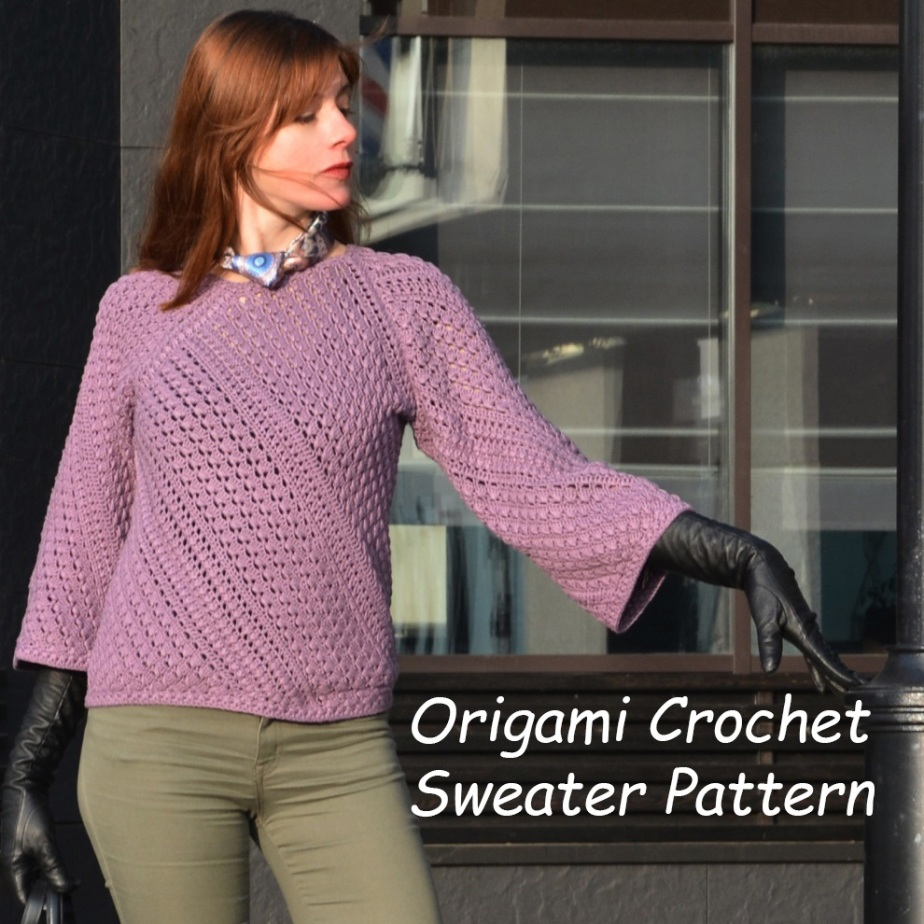 Looking for TESTERS: crochet sweater