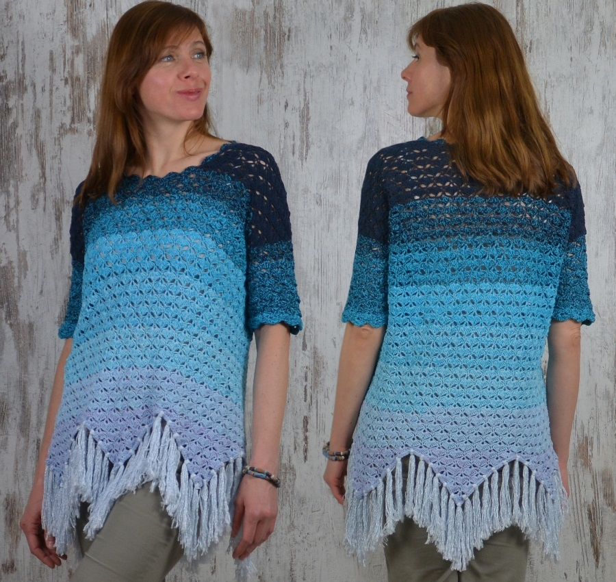Freelancer Top :) – crochet pattern