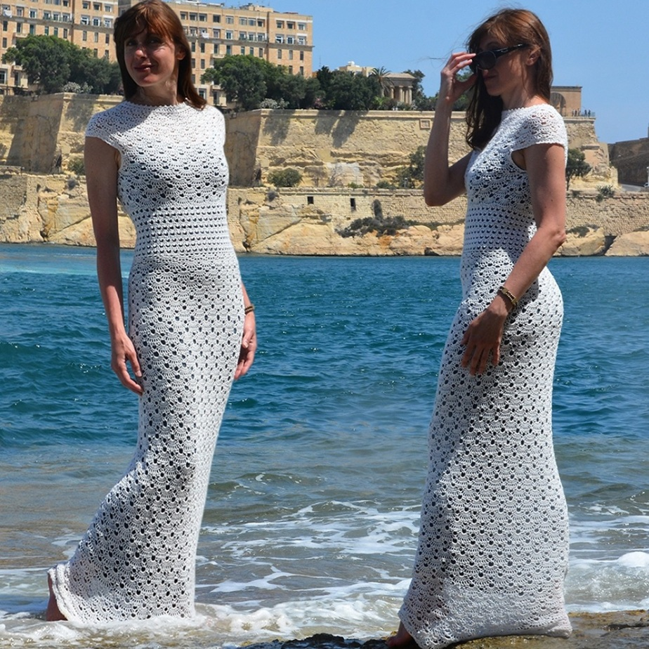 UNQUESTIONABLE – Crochet Dress Pattern