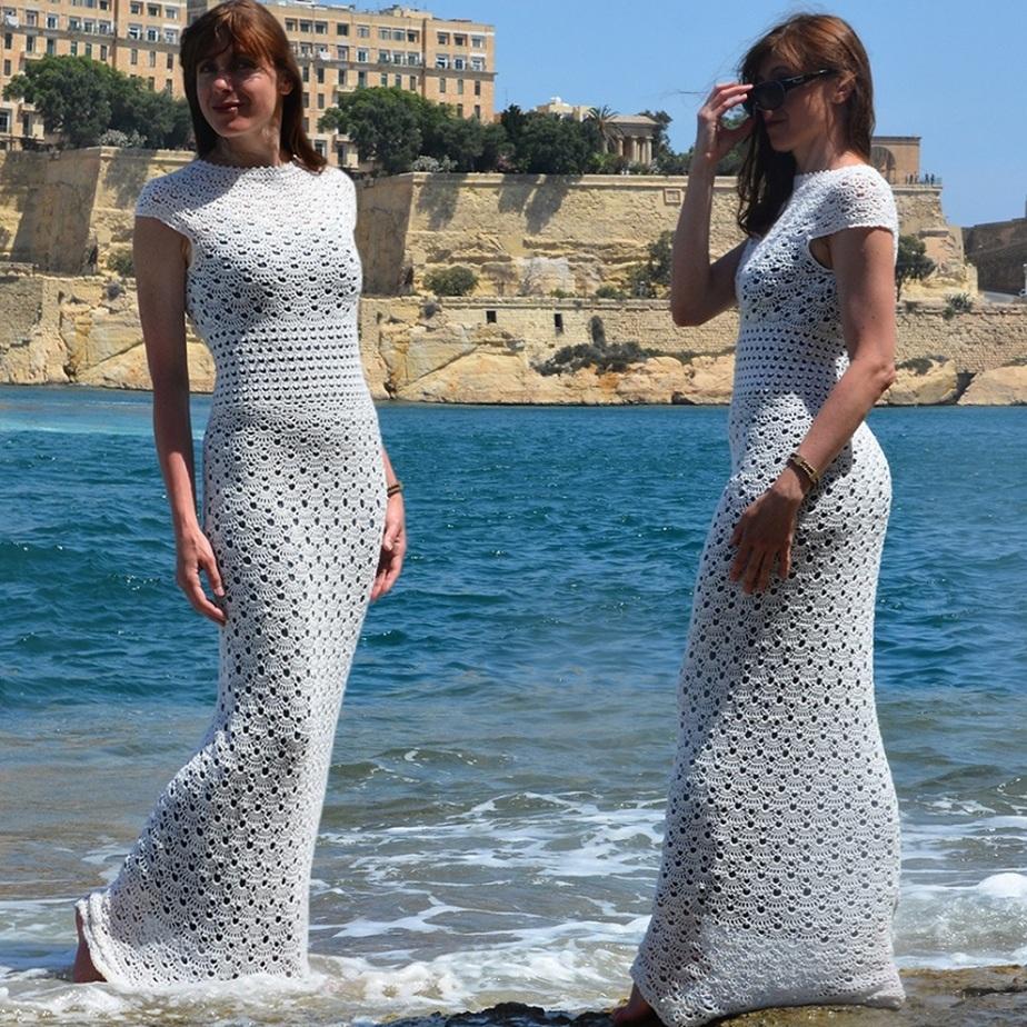 UNQUESTIONABLE – Crochet DressPattern