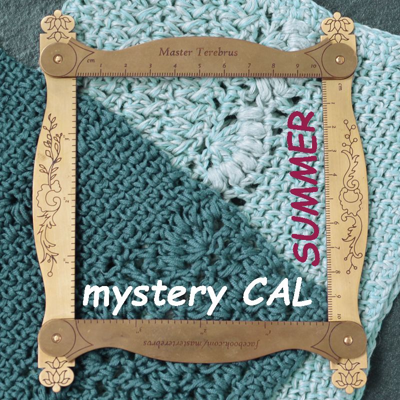 SUMMER MYSTERY CAL: Design Your Garment
