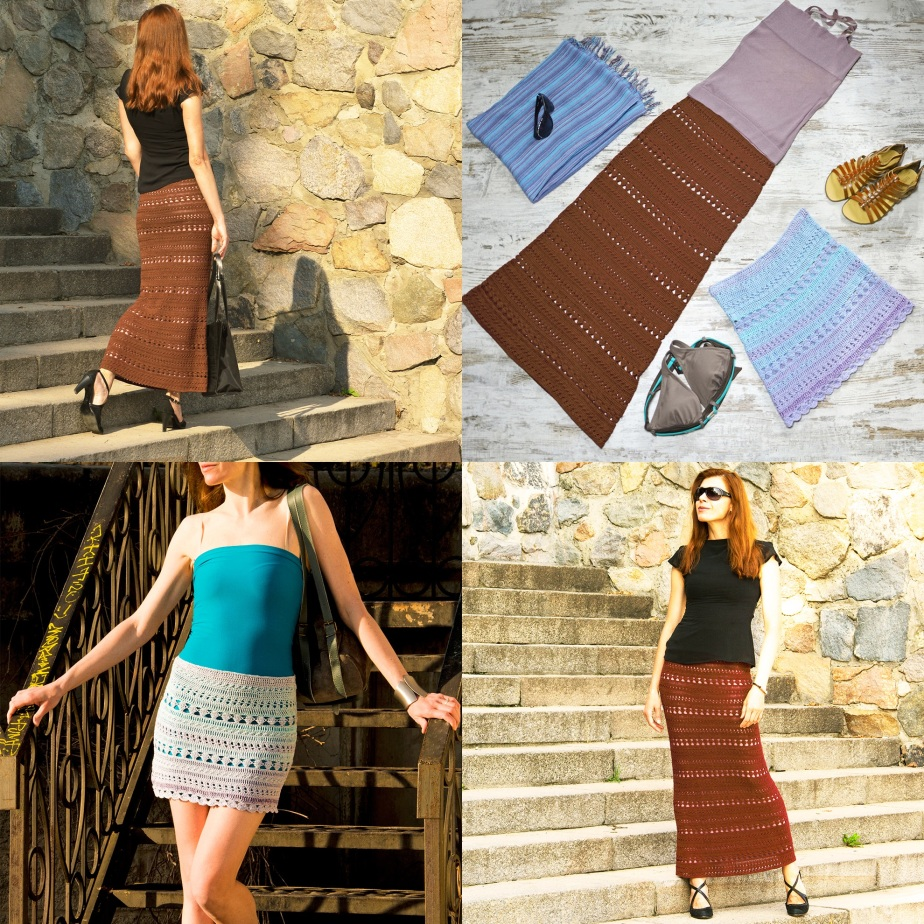 ITERATION: Crochet Skirt Pattern